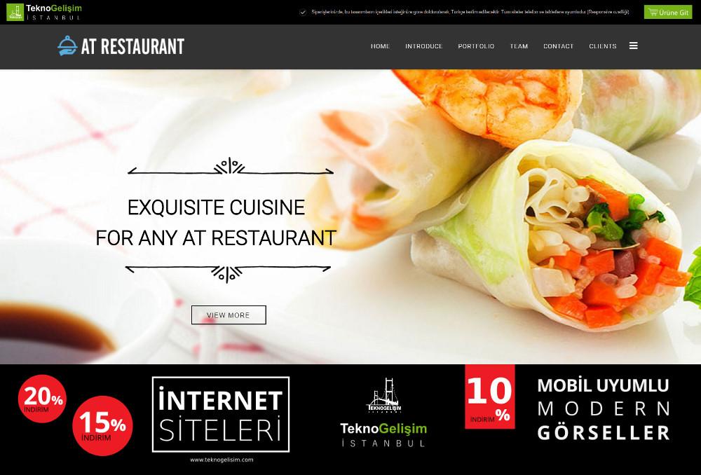 Standart Site Tasarım 07