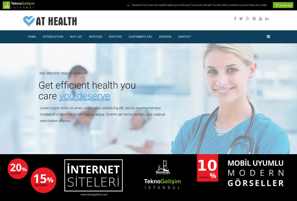 Standart Site Tasarım 09