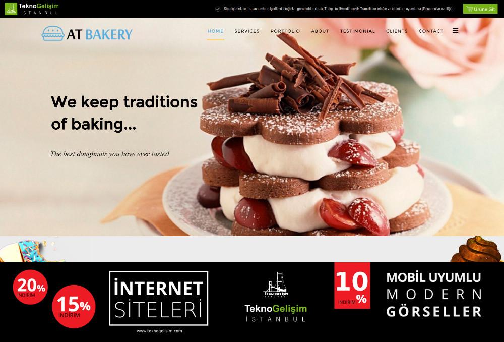 Standart Site Tasarım 10