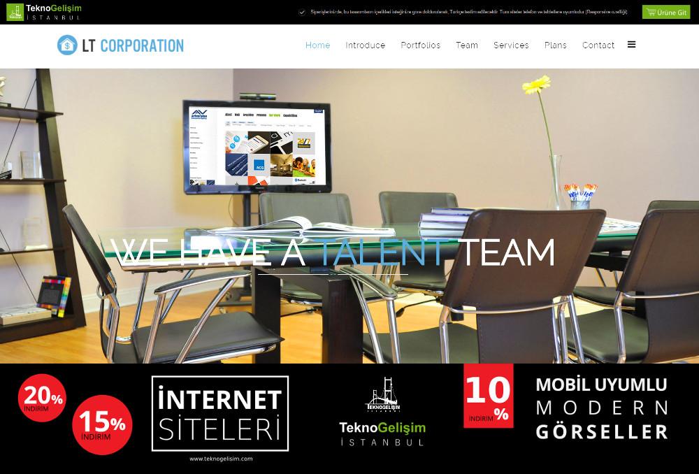 Standart Site Tasarım 12
