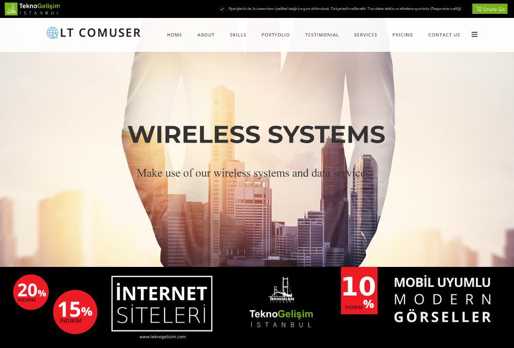 Standart Site Tasarım 18