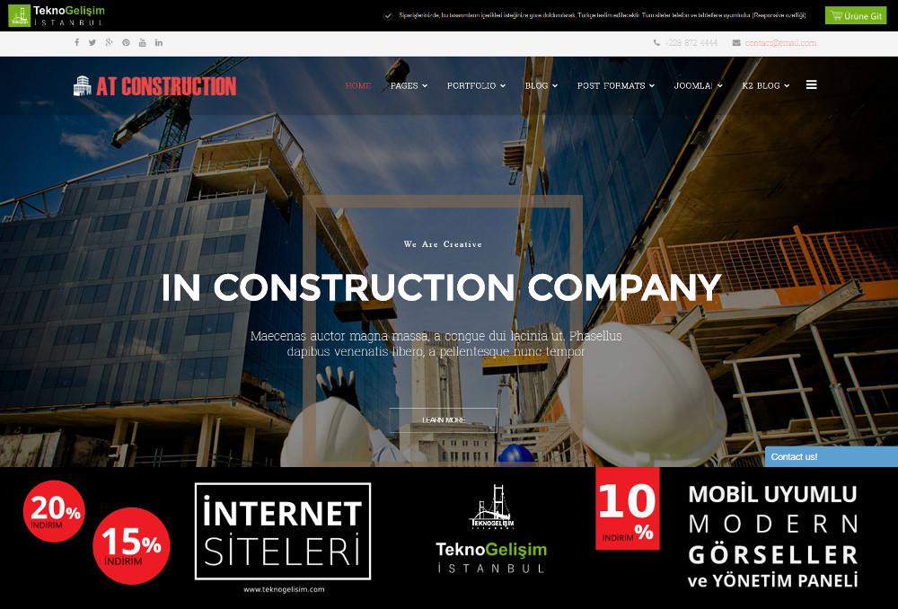Model Site Estetik Tasarım 01