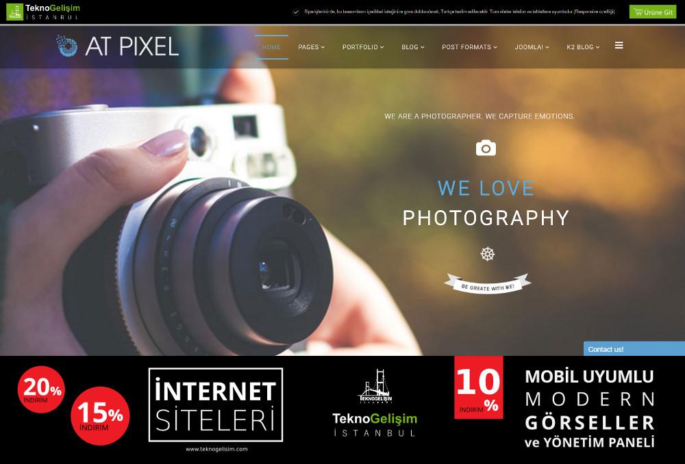 Model Site Estetik Tasarım 02