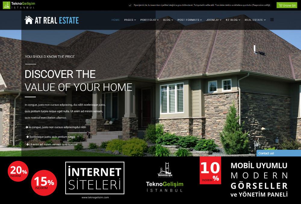 Model Site İş Hayatı Tasarım 11
