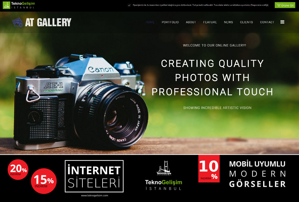 Standart Site Tasarım 26