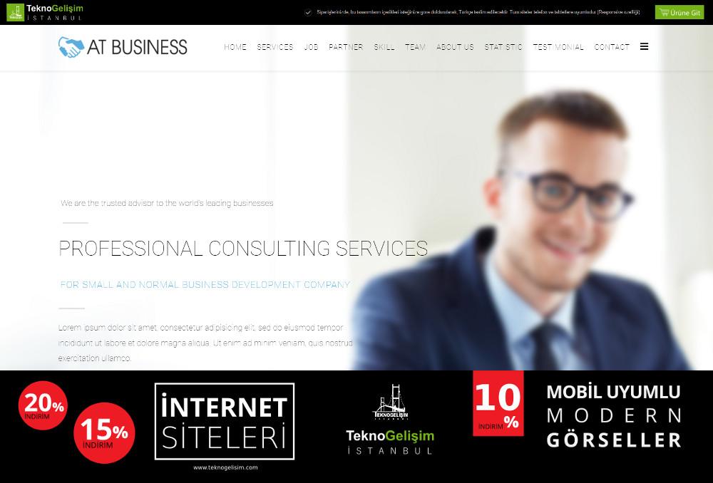 Standart Site Tasarım 21