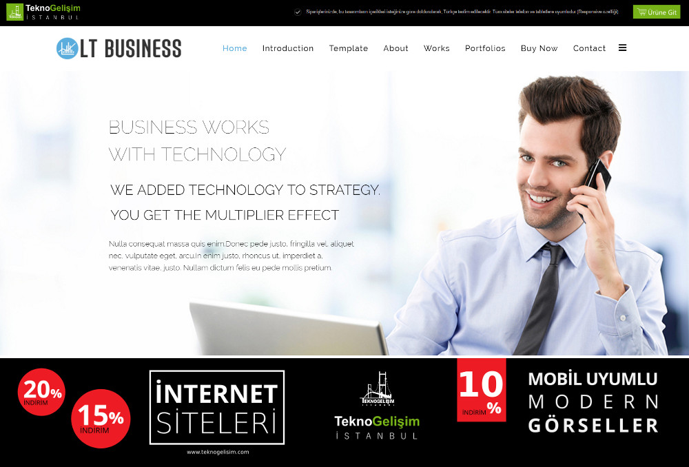 Standart Site Tasarım 22