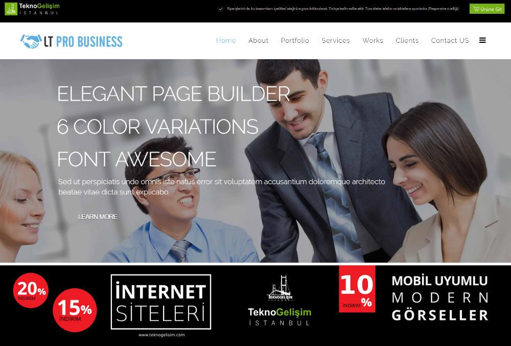 Standart Site Tasarım 23