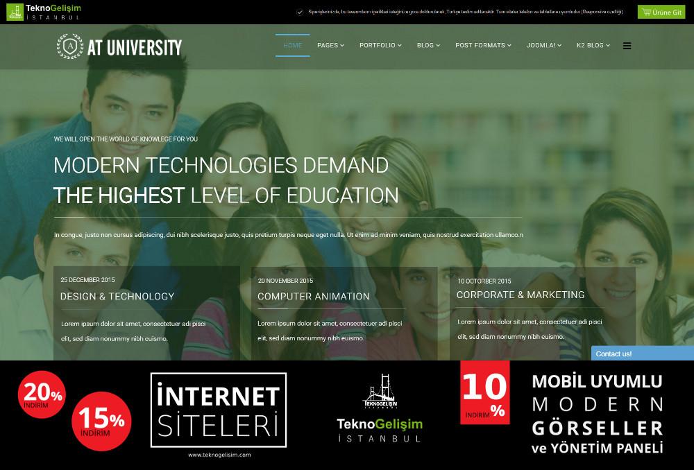 Model Site Estetik Tasarım 06
