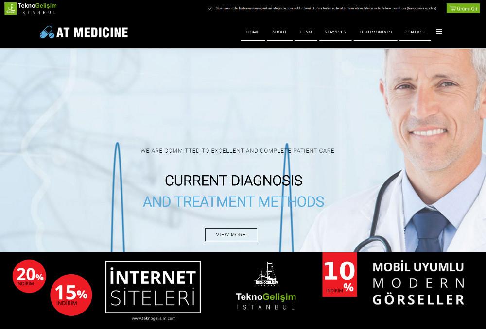 Standart Site Tasarım 29