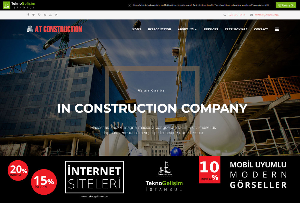 Standart Site Tasarım 31