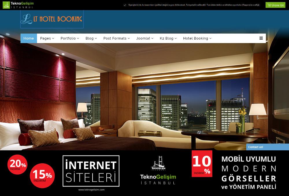 Model Site İş Hayatı Tasarım 16