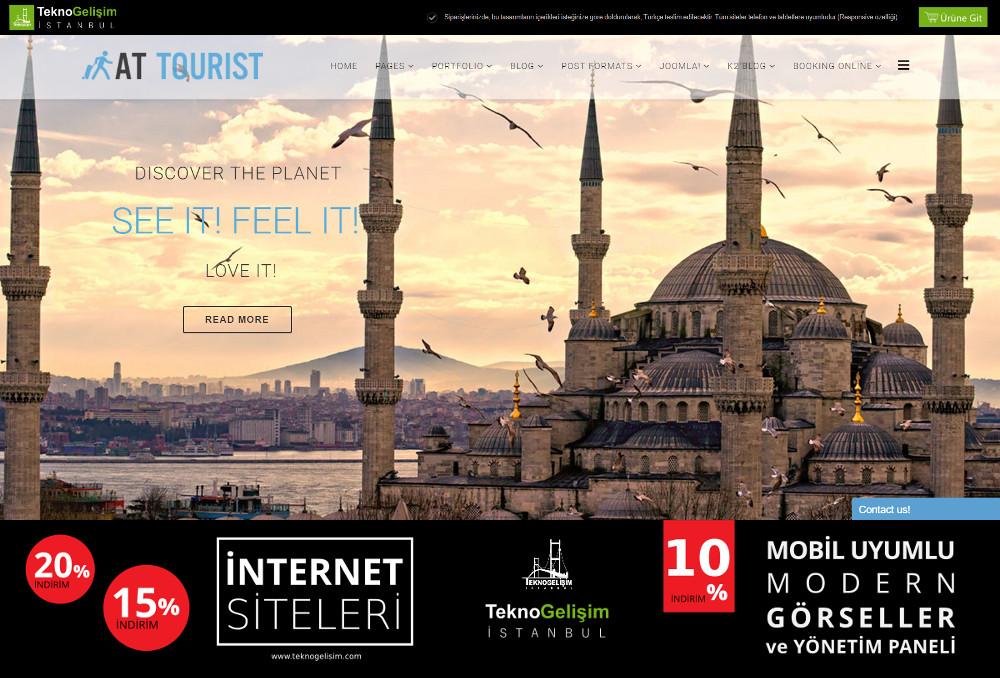 Model Site Estetik Tasarım 08