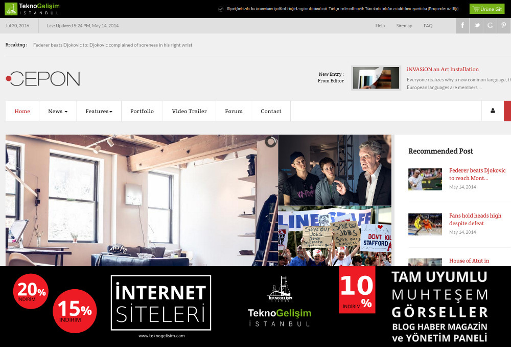 Alternatif Site Tasarım 08