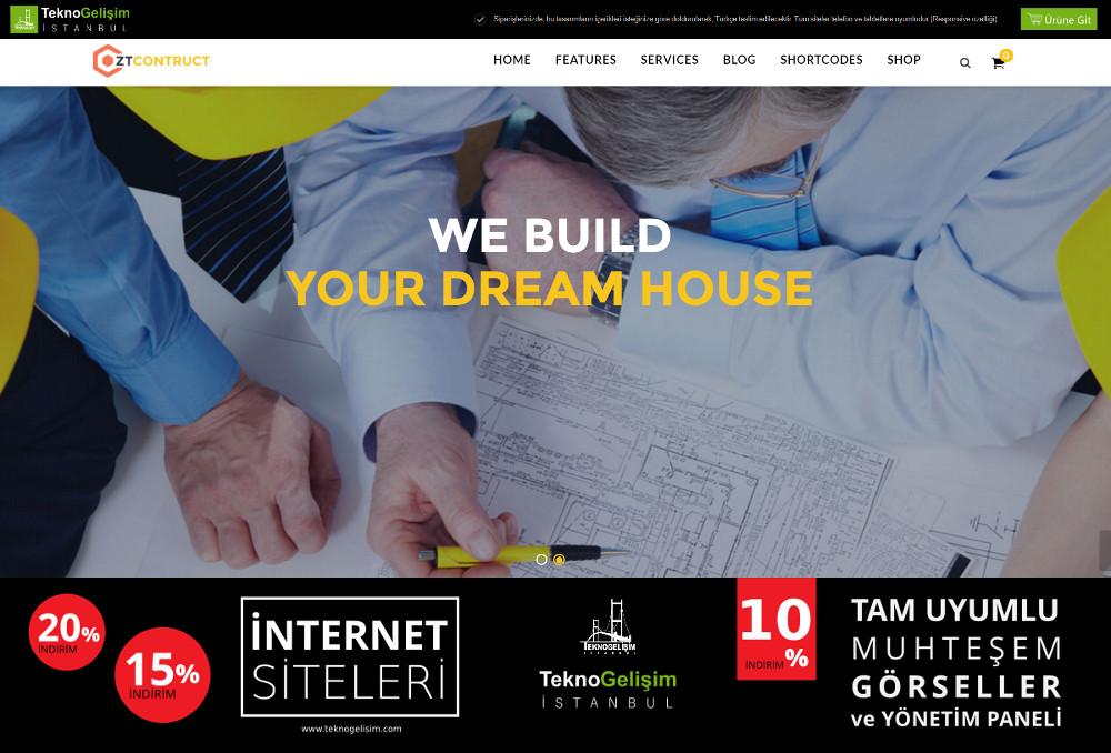 Kurumsal Site Sektöre Özel Tasarım 25