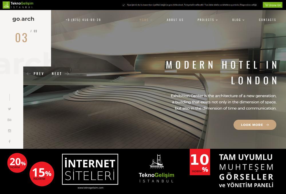 Kurumsal Site Estetik Tasarım 10