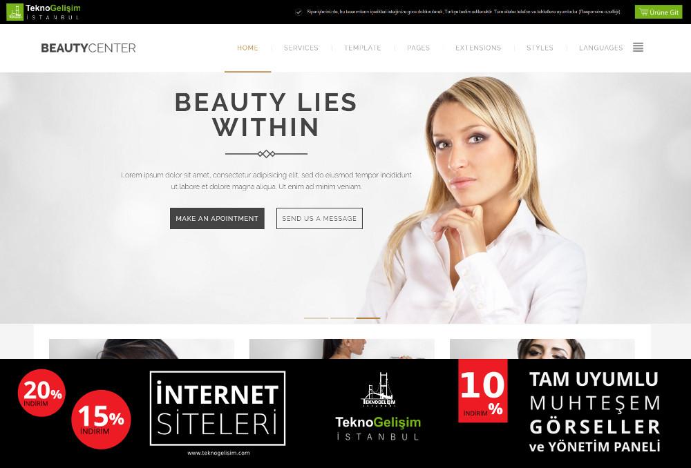 Kurumsal Site Sektöre Özel Tasarım 36