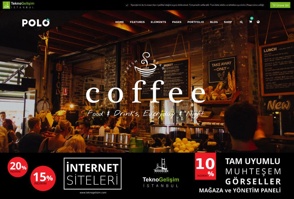 Ürün Tanıtımlı Site Sektöre Özel Tasarım 25