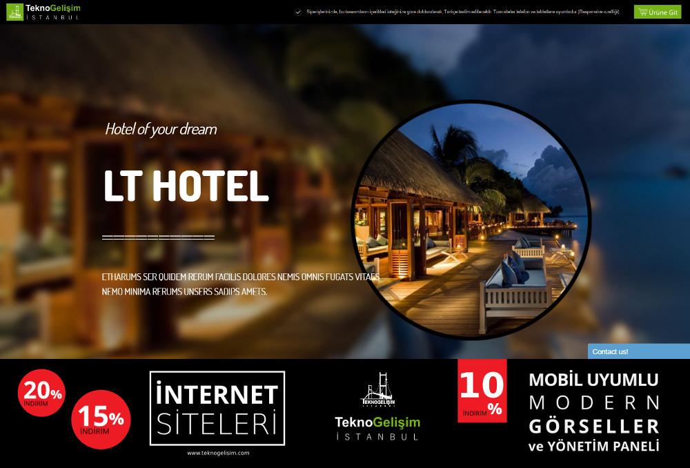 Model Site Estetik Tasarım 09