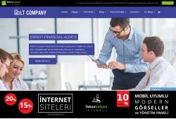 Model Site İş Hayatı Tasarım 21
