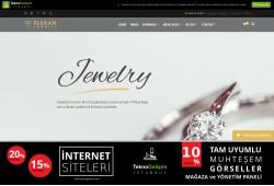 Ürünlü Sektöre Özel Tasarım 56 - Kurumsal Site