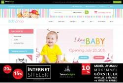 E-Ticaret Sitesi Sektöre Özel Tasarım 86