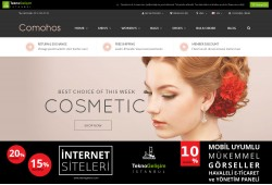 E-Ticaret Sitesi Sektöre Özel Tasarım 88