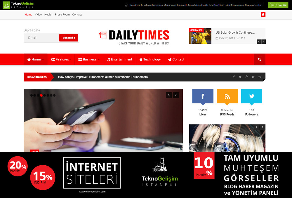 Alternatif Site Tasarım 03